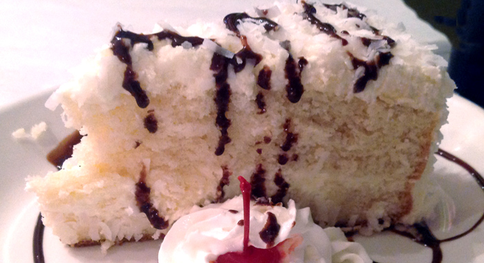 Do you like our Coconut Cake?