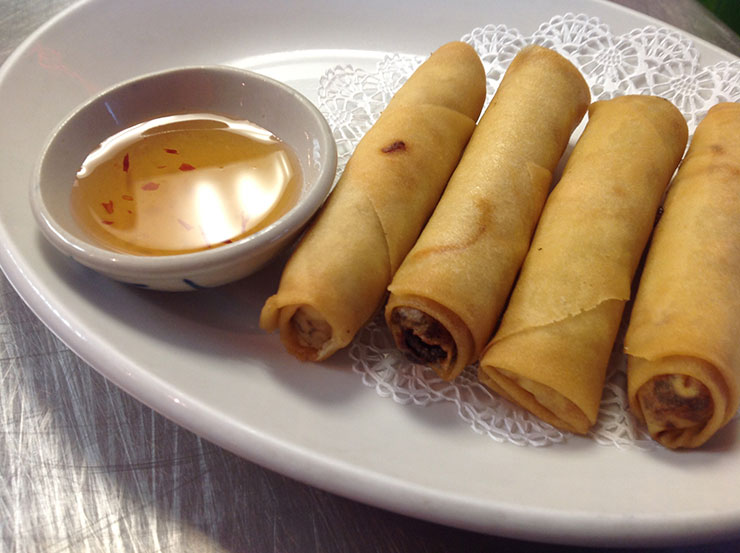 Everbody's Favorite Spring Rolls